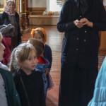 Перша паломницька поїздка недільної школи по святиням Києва