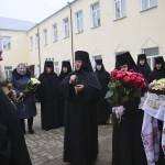 Владыка Павел совершил богослужения Димитриевской субботы