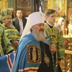 Намісник Лаври очолив урочистості в Покровському монастирі м. Києва