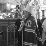 Богослужения Собора Архистратига Михаила возглавил Наместник Лавры