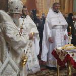 Владика Павел звершив богослужіння Димитріївської суботи