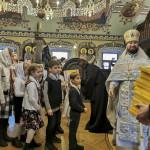В Лавре поздравили детский хор
