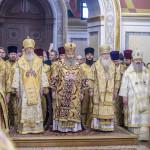 В Лавре совершены торжества по случаю 30-летия архиерейской хиротонии Предстоятеля УПЦ
