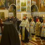 «…В дом Божий Богородица Мариам с веселием вводится преславно»