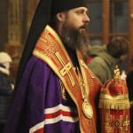 В день памяти вмц. Варвары Наместник Лавры сослужил Предстоятелю УПЦ