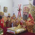 Наместник Лавры возглавил торжества в г. Нежине