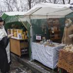 В Лавре открылась выставка-ярмарка «Никольская»