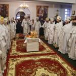 Владыка Наместник совершил заупокойные богослужения в Житомире