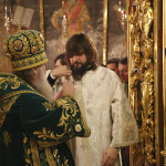 The Lavra honored the memory of St. Barlaam of the Caves