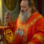 Наместник Лавры почтил память мученицы Татианы