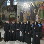 Наместник Лавры посетил монастырь с. Михновка Волынской области