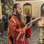 Намісник Лаври вшанував пам'ять мучениці Татіани