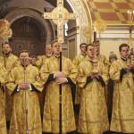 В Лаврі звершені богослужіння свята Обрізання Господнього