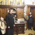 Благочинный Лавры приветствовал детей Черновицко-Буковинской епархии
