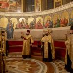 В Лавре совершены богослужения праздника Обрезания Господня