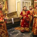 Владика Павел вшанував пам'ять св. архідиякона Стефана