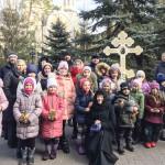 Воспитанники воскресной школы ездили к святыням Житомирщины