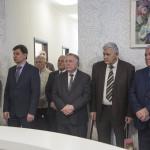 Благочинный Лавры освятил новую столичную клинику