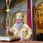 Владыка Павел почтил память блж. Ксении