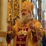 Наместник Лавры почтил Собор трех святителей