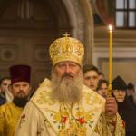 В Неделю о блудном сыне Предстоятель УПЦ возглавил Литургию в Лавре