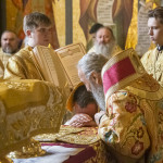 В Неділю про блудного сина Предстоятель УПЦ очолив Літургію в Лаврі