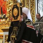 Наместник Лавры совершил чтение Акафиста Страстям Христовым