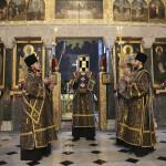 Владыка Павел молитвенно отметил годовщину своего наместничества