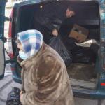 Священнослужители Лавры помогали подопечным общественной организации