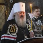 Владыка Павел совершил в Лавре чтение Великого канона