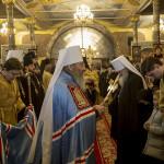Священноархимандрит Лавры возглавил Чин прощения