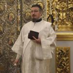 Наместник Лавры почтил память вмч. Феодора Тирона