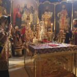 Владика Павел молитовно відзначив річницю свого намісництва