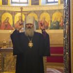 В Лавре совершены богослужения Недели Торжества Православия