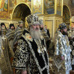 The Head of UOC led first Liturgy of Presanctified Gifts in Lavra