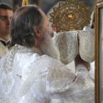 Богослужения первой Родительской субботы Великого поста совершил Наместник Лавры