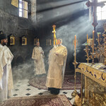 Богослужения второй Родительской субботы поста возглавил митрополит Павел