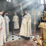 Владыка Павел совершил богослужения последней Родительской субботы Великого поста