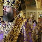 В день своего рождения и годовщину архиерейской хиротонии митрополит Павел совершил Литургию