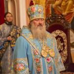 Владыка Павел возглавил богослужения Похвалы Богородицы