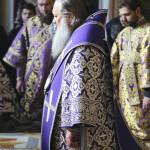 У день свого народження і річницю архієрейської хіротонії митрополит Павел звершив Літургію