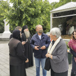Senators of the French Parliament visited the Lavra