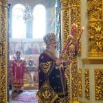 В Лавре совершены богослужения Светлого понедельника
