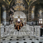 Наместник Лавры возглавил богослужения Светлого вторника