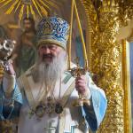 Владика Павел очолив урочистості на честь ікони «Живоносне Джерело»