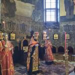 Наместник с братией Лавры совершили богослужения Радоницы