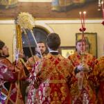 Предстоятель УПЦ совершил богослужения 2-й Недели по Пасхе
