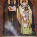 Владыка Павел почтил память равноапостольных Кирилла и Мефодия