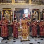 Митрополит Павел почтил память вмч. Георгия Победоносца