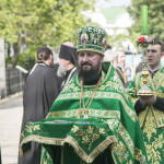 В день своего тезоименитства Предстоятель УПЦ возглавил богослужения в Лавре